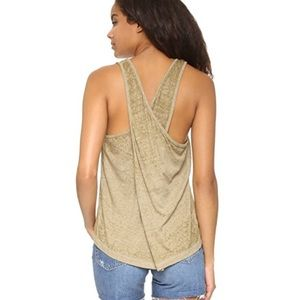 Free People Break of Dawn Tank Army Small